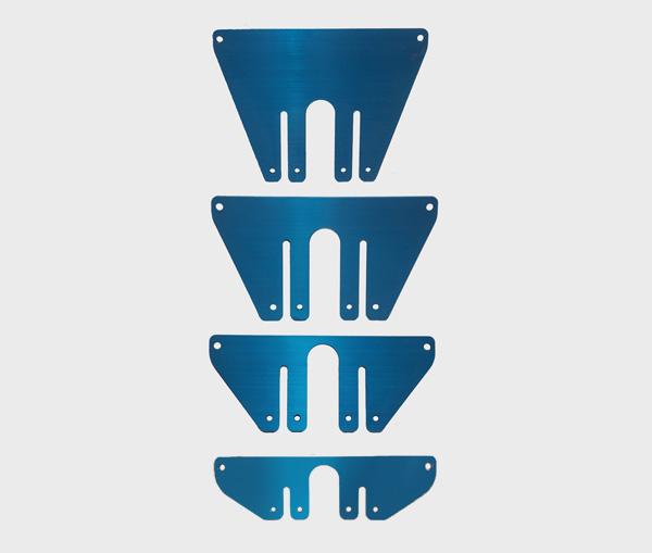 Rolladeck Components - Slide Plates