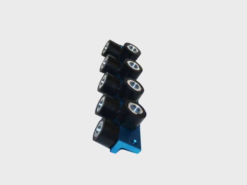Rolladeck Kit Components - Roller Plate