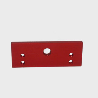 Rolladeck straight 10mm base plate