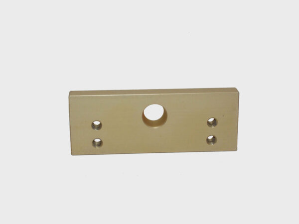 Rolladeck 12mm straight base plate