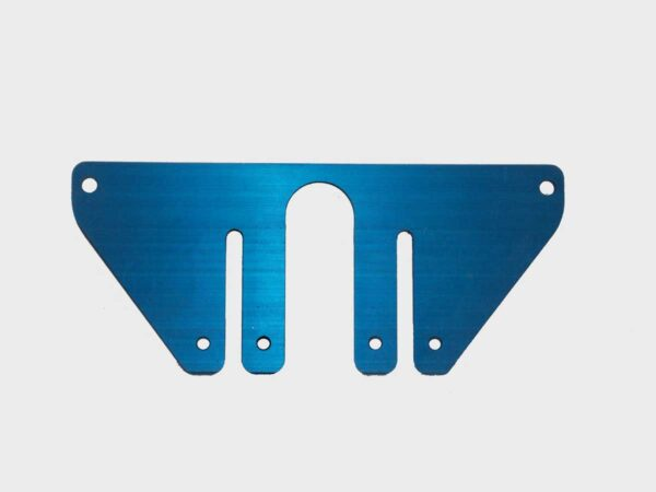 Rolladeck 3inch medium slide plate