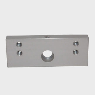 Rolladeck 5/8 inch clip on style base plate