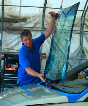 Rolladeck FAQ - Rolladeck Windshield Setting System